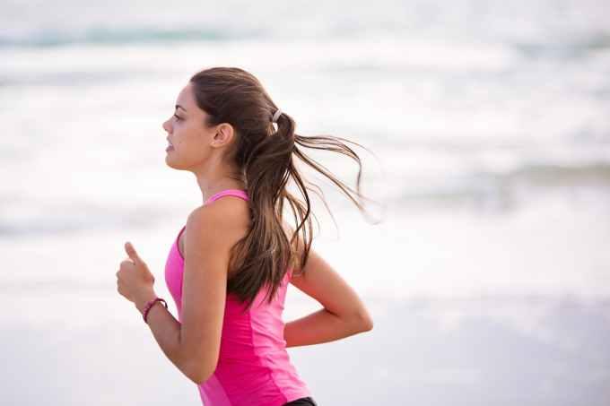 Work with Marathon Running Training